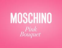 MOSCHINO Pink Bouquet