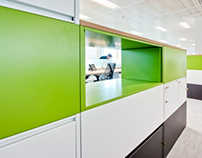 Britvic Head Office - Professional Photography