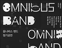/ POSTER FOR OMNIBUS BAND CONCERT /