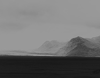 Iceland miscl. B&W