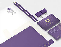 Lawton & Dawe Properties Branding