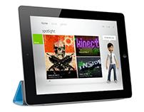 MyXbox App (iPad)
