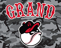 "Grand Appliance & TV ""Softball Jersey"""