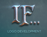 IF... | Logo Development