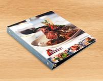 Catering Menu 3-Ring Binder