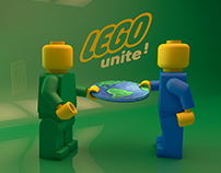 Lego Unite! - The ONE Show