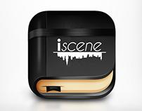 3d Book IOS Icon Design.