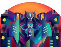 Armor Batsy fan art