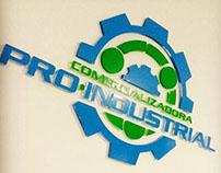 Pro Industrial: Logo en acrílico.