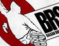 Logo - Balkan Rolling Series