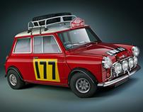 Mini Morris Cooper 1275s