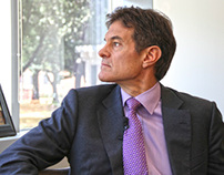 Strategy and Photography featuring Dr. OZ