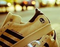 Adidas x Bape B-sides
