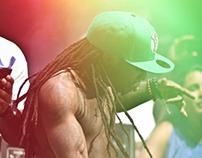 Lil Wayne @ Hot97's Summer Jam