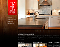 Exclusive Kitchen - UI Design