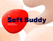 Soft Buddy - Abstract Shapes