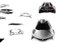 Renault CQ Sedan Concept