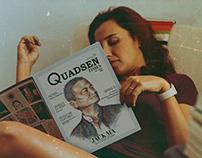 Quadsen Times Magazine | Jack Ma Cover design