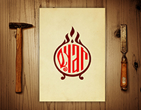 Logo for the woodworking workshop