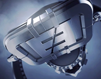 Logo Motion Graphics - Metal Factory