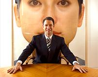19. Men Portraits / Portraits d'Hommes