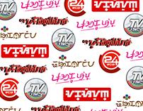 Baybayin Logo Mockups 2015 (Part 2)