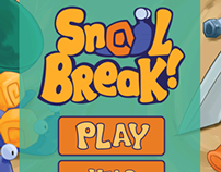 Snail Break (iOS Game)