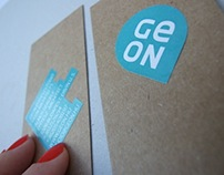 GEON architects identity