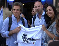 The Impossible Brief // The Peres Center for Peace