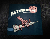 Asteroid M sleeve