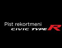 Honda Type R - Bumper Ad