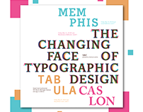 Economy of Means : Typography posters