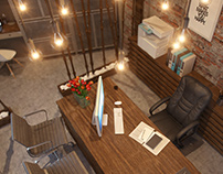 Industrial Office Space