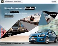 Chevrolet-Aveo Campaign