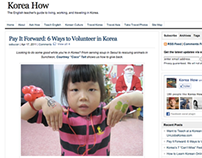 Pay It Forward: 6 Ways to Volunteer in Korea