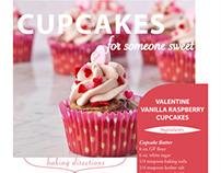 Starlight Cupcakes