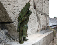 Armagh Miniature Street Art