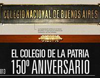 Colegio Nacional de Buenos Aires - Infografía