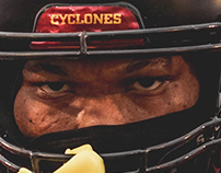 Iowa State vs Baylor. 11.10.18.
