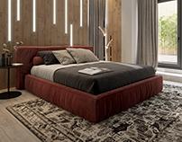 Bedroom viz