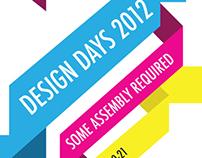 Design Days Poster