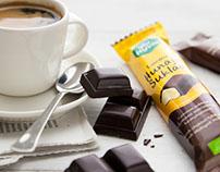 Voi Hyvin Honey Chocolate Packaging Design