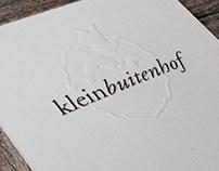 Logo Klein Buitenhof