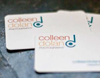 Colleen Dolan Photography Logo Design