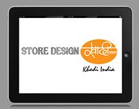 Khadi Store Design