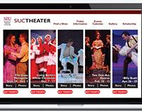 SIUC Theater Website