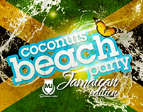 Coconuts Beach Party Jamaican Edition