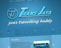 Transjaya Website
