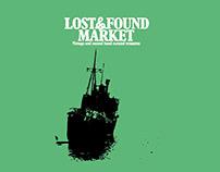 Lost & Found Market- Para buscadores de tesoros