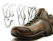 Cragger: the mountain shoe